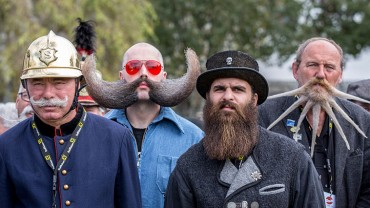 Masz ochotę zapuścić brodę, zainspiruj się jest z czego wybierać!