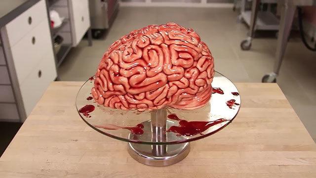 Wygląda jak prawdziwy mózg... ale w rzeczywistości nim nie jest....