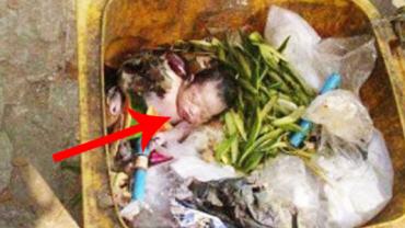 Po porodzie matka wyrzuciła tego noworodka na śmietnik. Gdy dowiedziałam się, kto go przygarnął, wzruszyłam się do łez…