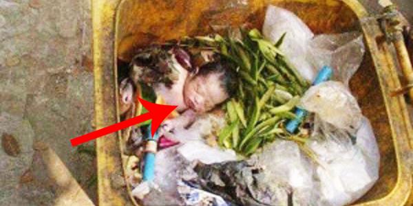 Po porodzie matka wyrzuciła tego noworodka na śmietnik. Gdy dowiedziałam się, kto go przygarnął, wzruszyłam się do łez...