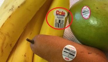 Byłam w szoku, gdy dowiedziałam się, co oznaczają te maleńkie naklejki na owocach. Do tej pory myślałam, że to tylko nieistotny szczegół!