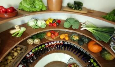 Idealny pomysł na przechowywanie żywności wchodzi na salony!