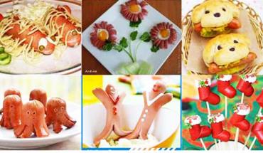12 kreatywnych sposobów na wykorzystanie parówek! Zobacz, co ciekawego można z nich wyczarować!