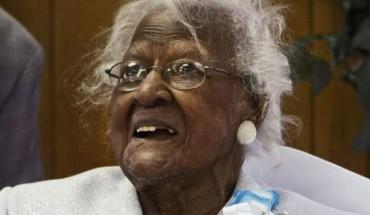 Najstarsza kobieta na świecie zaszokowała Światową Organizację Zdrowia!