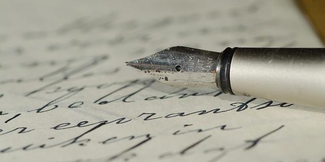 W dniu rozwodu, wręczył żonie list. Treść jego jest bardzo wzruszająca...