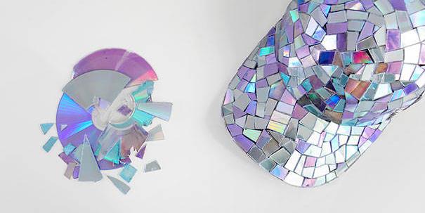 33 pomysły na użycie płyt CD!
