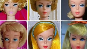 56 lat ewolucji Barbie