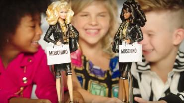 Chłopiec wystąpił  w reklamie Barbie i wszystkim odbiło!