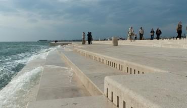 Gdy wysłuchałam dźwięków, znad brzegu Morza Adriatyckiego, wpadłam w zachwyt!