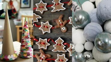 15 inspiracji świątecznych, które jeszcze zdążysz wykonać!