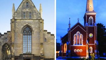 Piękne kościoły, które zostały przekształcone w coś zupełnie innego. Zobaczcie, co kryje się za ich drzwiami!