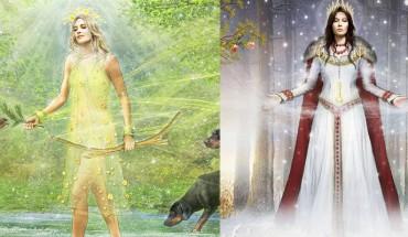 Wiesz, jak wyglądali słowiańscy bogowie? Tak fantastycznie, że można by o nich filmy kręcić!