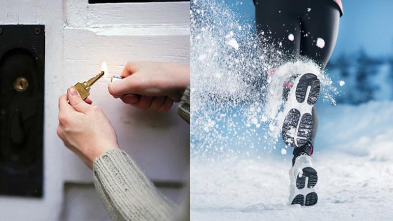 10 life hacków, które przydadzą się w zimie!