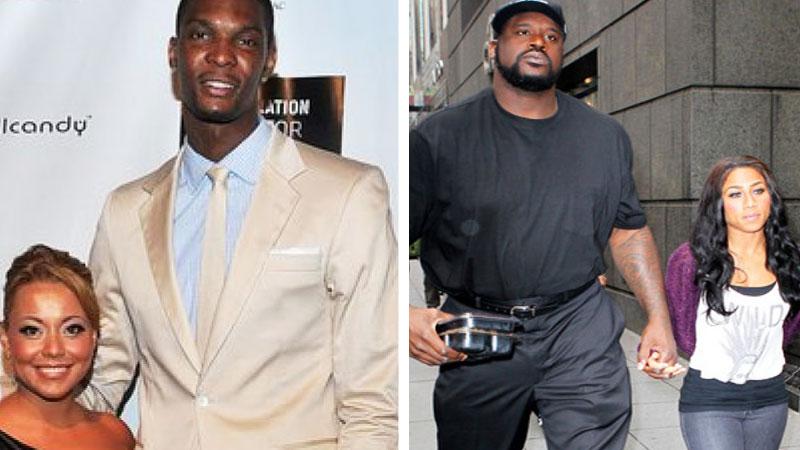Gigantyczni sportowcy i ich niskie partnerki. Myślicie, że pasują do siebie?
