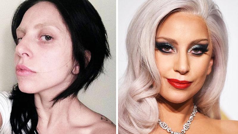 Nie ma ludzi brzydkich, są tylko biedni! Gwiazdy bez makijażu - part II