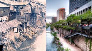 Nie uwierzysz, jak zmieniły się te miasta na przestrzeni lat!