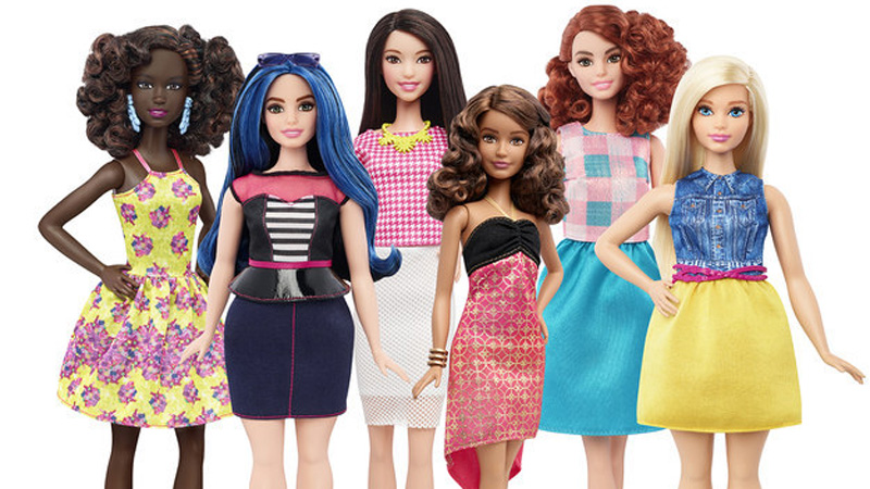 Producenci Barbie wreszcie dostrzegli to, co dla wszystkich jest oczywiste!