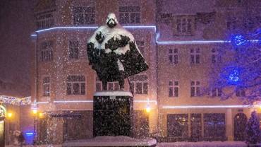 Wiedzieliście, że w Polsce mamy pomnik Dartha Vadera?