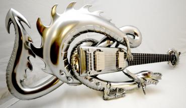 12 gitar, które będziesz chcieć, nawet jeśli nie potrafisz grać!