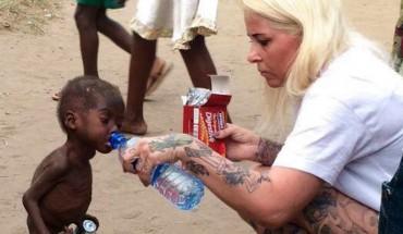 Ta kobieta nie zawahała się wyciągnąć dłoni do umierającego dziecka