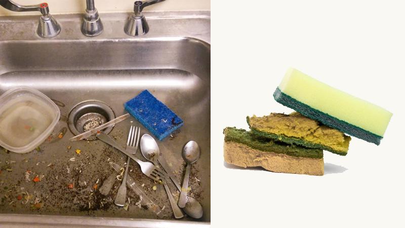 13 obrzydliwych rzeczy w kuchni! Jeśli tak robisz, lepiej przestań!