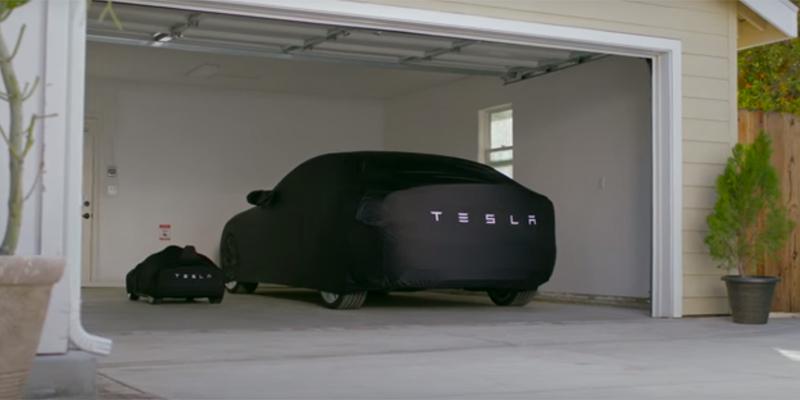 Twórcy samochodów Tesla postanowili skraść serca małych fanów motoryzacji