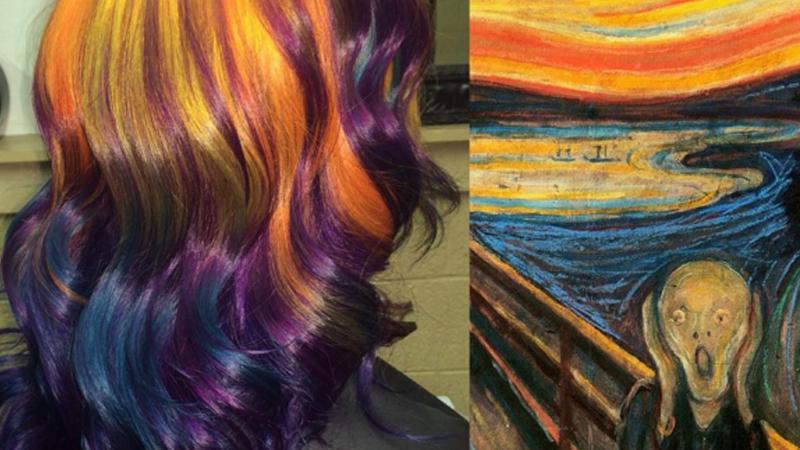 Jej fryzury przyciągają uwagę internautów na całym świecie... Zobaczcie, co w nich takiego niezwykłego!