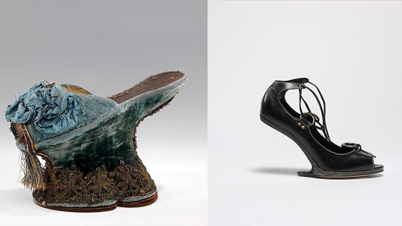 20 par butów, które były hitami w swoich czasach. Ciekawe, czy wrócą do mody...