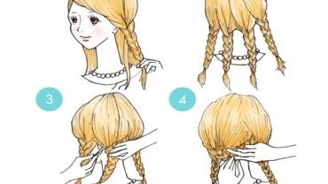 16 ciekawych i mega prostych fryzur, które pozwolą ci poczuć się wyjątkowo. Ich wykonanie zajmuje chwilkę!