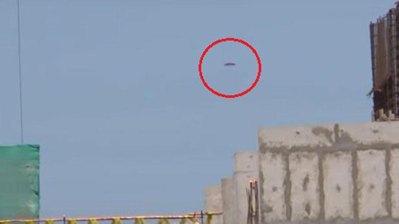 Dziwny obiekt na niebie zaniepokoił mieszkańców Limy. Czy kosmici odwiedzają Peru?