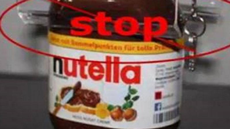 Lubisz czekoladowy krem Nutella? Niestety, nie jest taki zdrowy, jak reklamują go producenci
