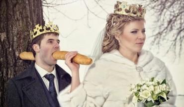15 zdjęć par, które ciężko skomentować i znaleźć powód, dlaczego powstały