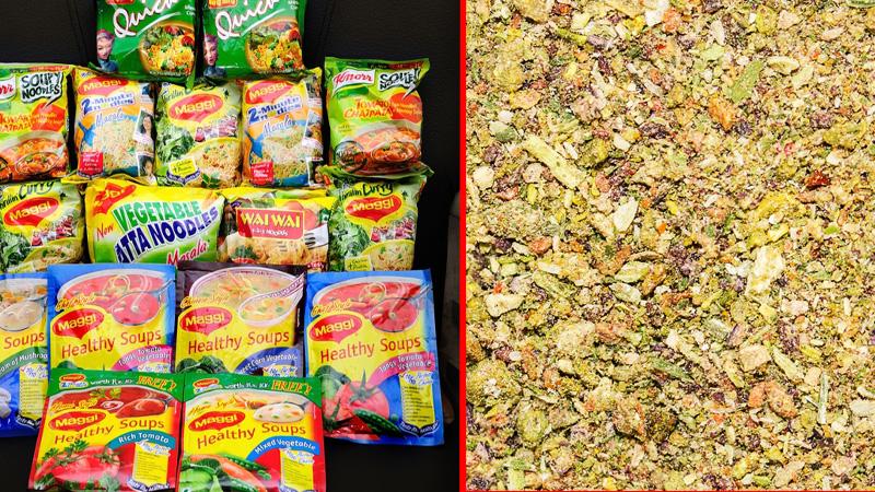 Producenci żywności ukrywają glutaminian sodu w swoich produktach. Wymyślili naprawdę sprytny sposób!