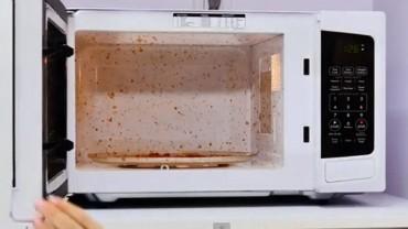 3 proste sposoby na wyczyszczenie kuchenki mikrofalowej. Od dziś zajmie Ci to kilka chwil!