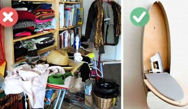 Tych 10 rzeczy sprawia, że twoje mieszkanie jest zabałaganione. Jest na to prosta rada!