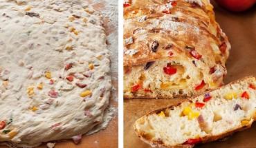 Chlebek pizza robi furorę w sieci! Jeśli jeszcze nie znasz tego przepisu, pora nadrobić braki!