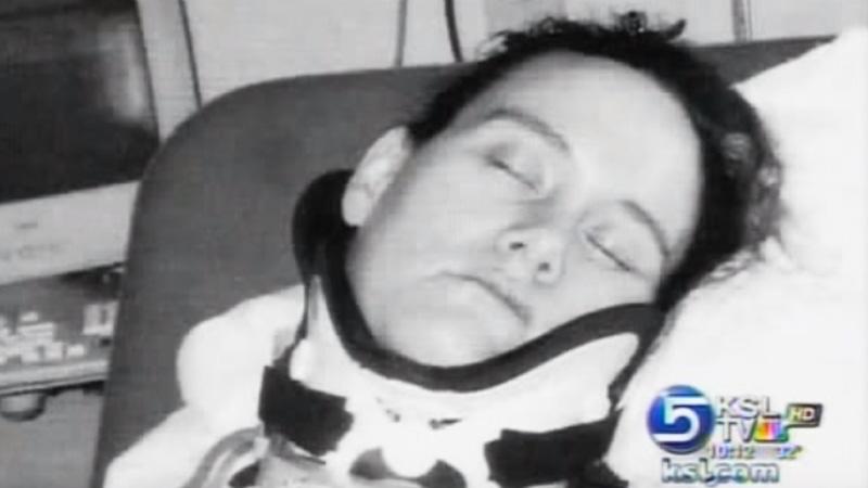 Lekarze chcieli odłączyć tę kobietę od aparatury. Gdy pielęgniarka spojrzała jej w oczy, dostrzegło coś, czego nikt nie zauważył!