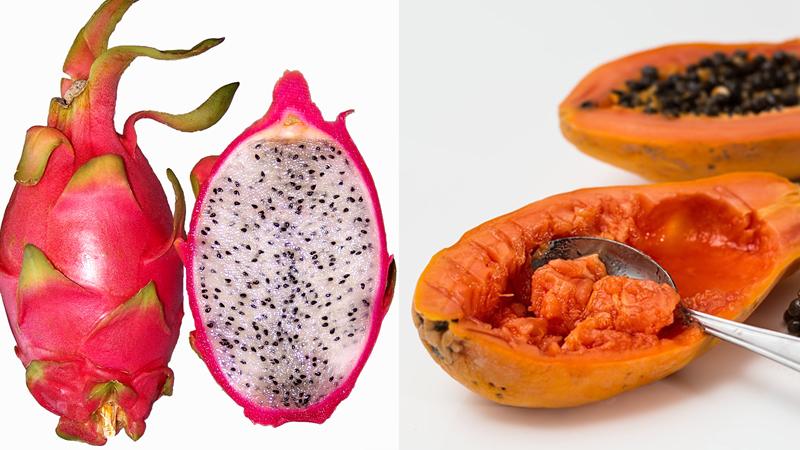 Widzisz te dziwne owoce w sklepach i nie masz pojęcia, jak je jeść? Oto szybka ściąga!