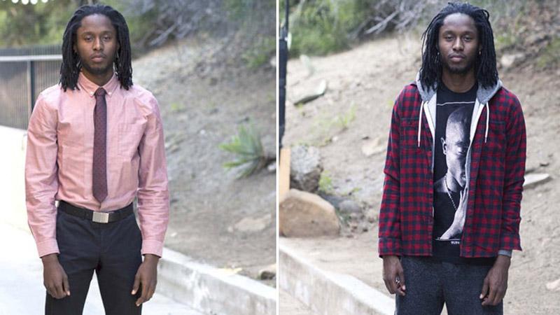 Mężczyzna ubierał się w różnym stylu, by zobaczyć reakcje ludzi. Nie uwierzysz, do jakich wniosków doszedł!