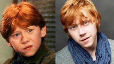 Tak zmienili się aktorzy z Harryego Pottera. Niektórych naprawdę ciężko poznać!