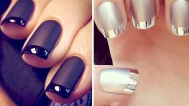 Marzysz o pięknie ozdobionych paznokciach? Oto 13 pomysłów na elegancki manicure we francuskim stylu