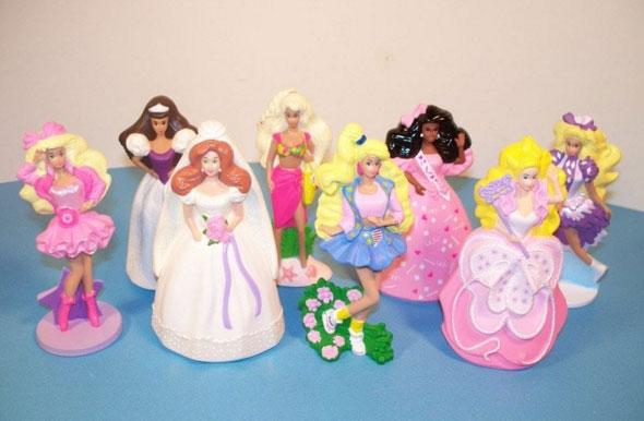 Zabawki dołączane do zestawów Happy Meal zrobiły furorę na całym świecie. Sprawdźcie, czy pamiętacie modele sprzed lat