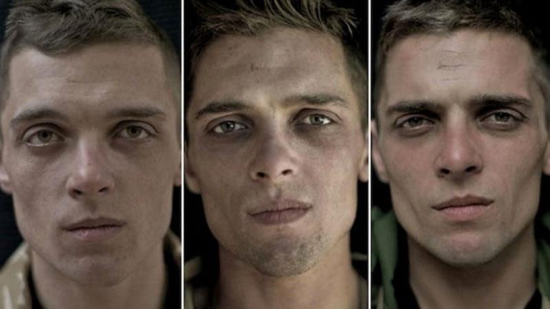 Wojna zmienia człowieka. Oto zdjęcia 12 żołnierzy, zrobione przed, w tracie i po wyjeździe do Afganistanu