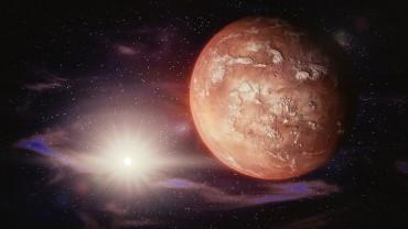 Jakie tajemnice skrywa kosmos? Zobaczcie 7 dziwnych rzeczy, które zaobserwowano na Marsie!