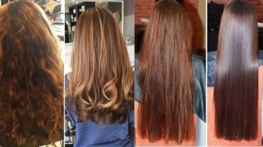 Cztery genialnie proste sposoby na piękne włosy w 20 minut!