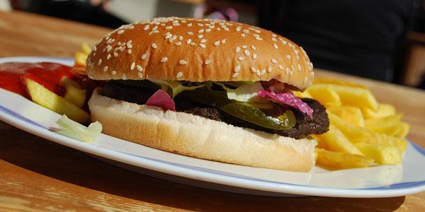 burger małe