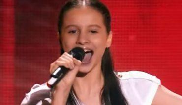 13-latka w telewizyjnym show brawurowo wykonuje utwór, który fachowcy oceniają jako niemożliwy do zaśpiewania!