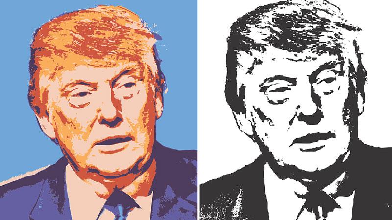 Głosowanie w kolejnych wyborach na prezydenta USA coraz bliżej, a najwięcej emocji wciąż budzą... włosy Donalda Trumpa!