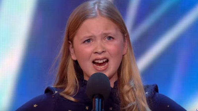 12-latka sprawiła, że jury i publiczność totalnie osłupieli. Jej głos jest ponadprzeciętny!