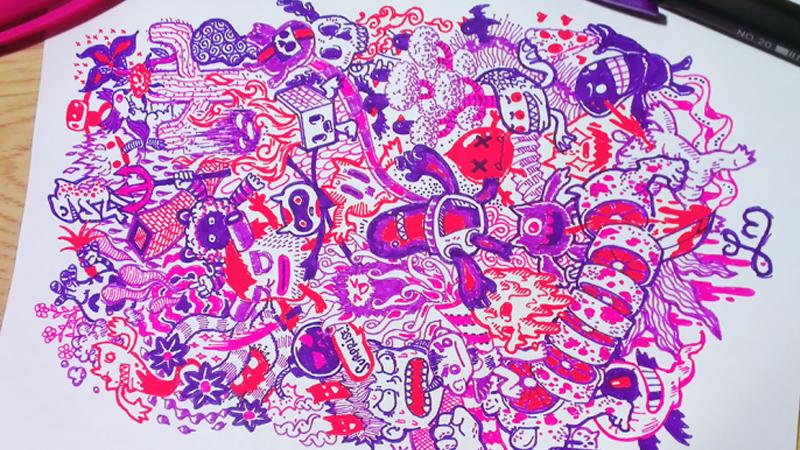 7 niesamowitych rzeczy, które dzieją się w twoim mózgu, gdy... kolorujesz!